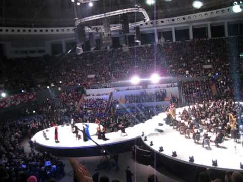 Paata Burchuladze Jubilee Concert at Tbilisi Sports Palace