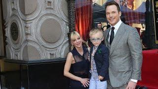 Chris Pratt - Hollywood Walk of Fame Ceremony