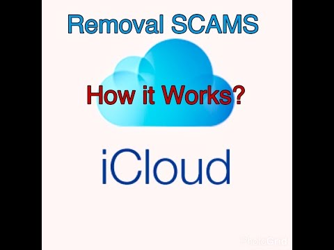 iCloud Removal SCAM How it works Online WITH PROOFS