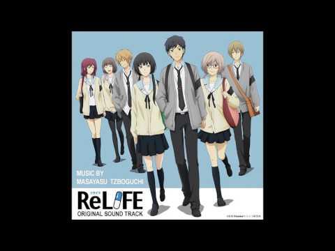 ReLIFE OST - 18 - Kokoro ni Ame Raining Heart