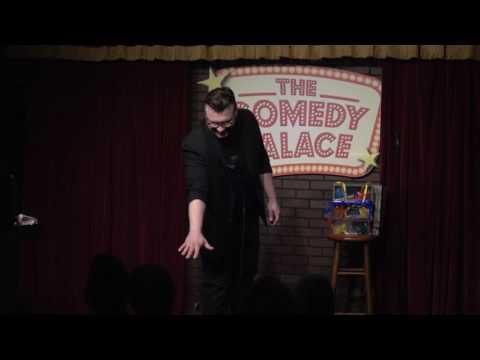 ScottAlexander   Comedy Palace
