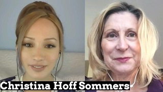 Christina Hoff Sommers Interview | Third-Wave Feminism (Part 1)