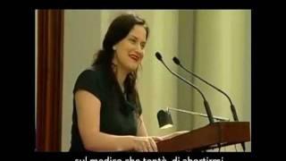 Sopravvissuta all'aborto: una testimonianza da far tremare i polsi