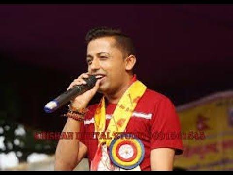 खुमन अधिकारीको पाल्पामा यस्तो बबाल ? || Khuman Adhikari Live Performance In Palpa Tansen......