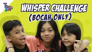 The Baldys - Whisper Challenge | Bocah Only