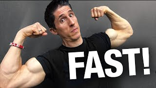 The Fastest Way to Big Biceps (WORKS EVERY TIME!)