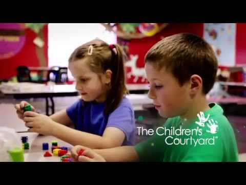 Before and After School Care for ages 5 - 13 at The Children's Courtyard (Virtual Tour)