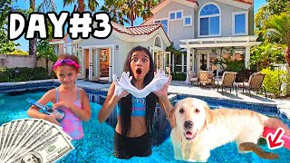 LAST to LEAVE the POOL WINS $1,000 Challenge 2