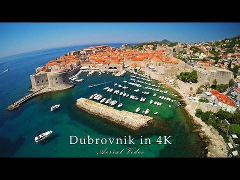 Dubrovnik Aerial Video in 4K! - Drone footage