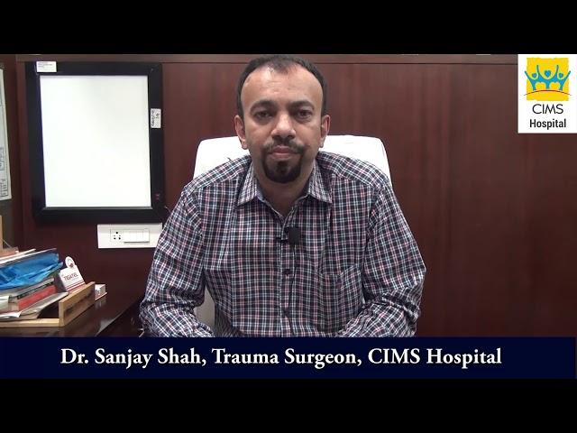 CIMS Diabetes Foot Clinic (Gujarati)