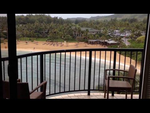 Turtle Bay Resort | Hawaii | Ocean View Room from Top Floor
