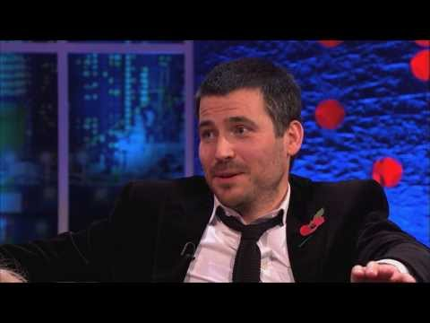Downton Abbey Star On Kissing A Man  The Jonathan Ross