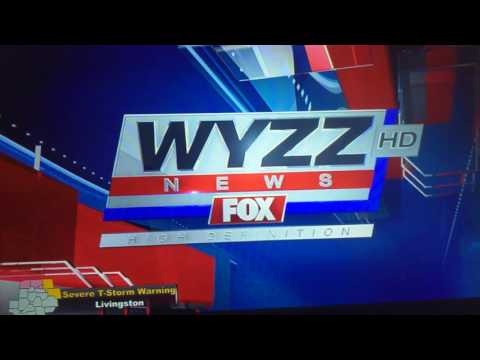 WYZZ goes off the air during Bears Game!