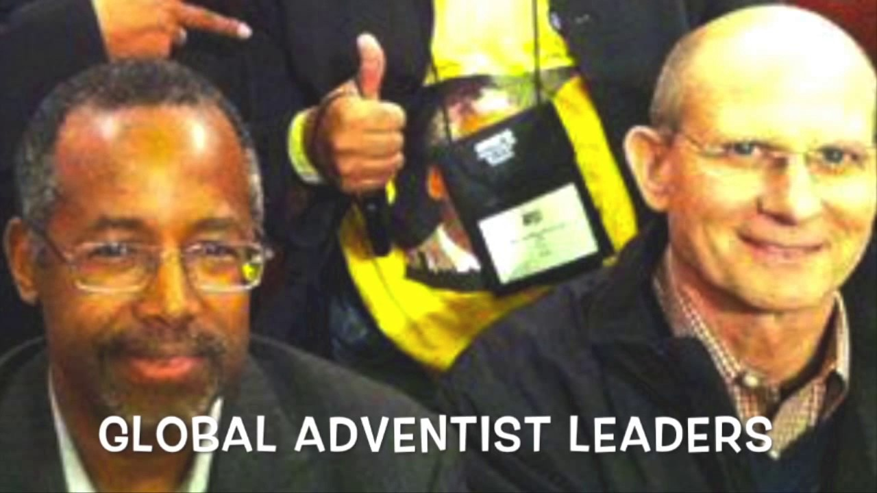 Adventist Cult Predicts 2020 Apocalypse - Ben Carson and Ted Wilson's SDA