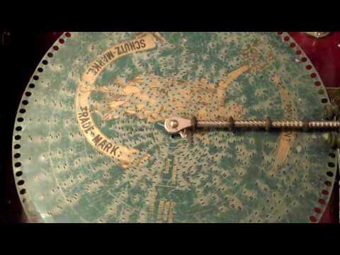 Regina Music Box, Polyphon Disc,