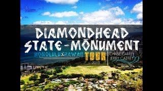 Diamondhead State Monument Climb - Honolulu, Hawaii