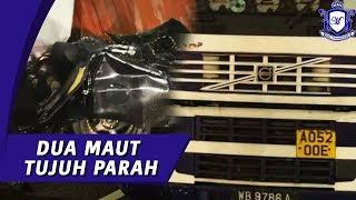MKL Crimedesk | Dua MAUT Terlibat Dalam Kemalangan Lebuhraya NKVE