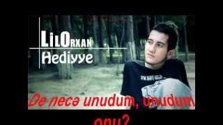 Скачать Lil Orxan De Nece Unudum Lyrics
