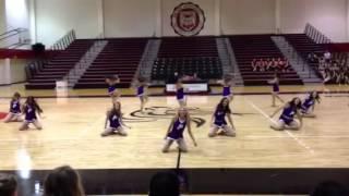 Pilots Dance Team Jazz Division - 3/15/14