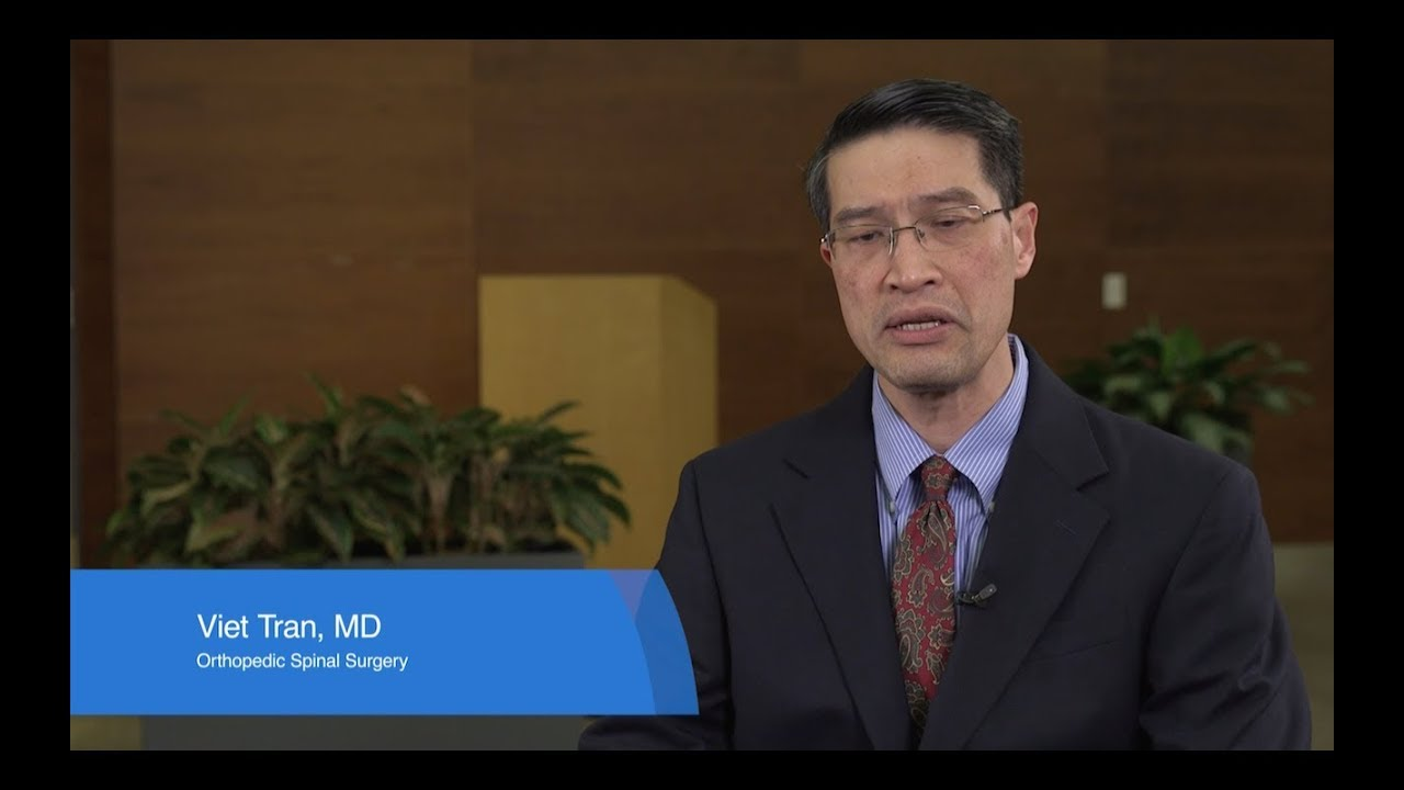Meet Viet Tran, MD, Orthopedic Spinal Surgery | Ascension Texas #Orthopedicsurgery