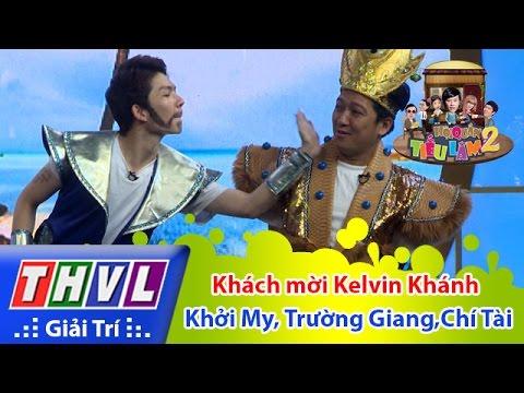 THVL | Hội quán tiếu lâm 2 - Tập 14: Khách mời Kelvin Khánh - Hoài Linh, Trường Giang, Chí Tài