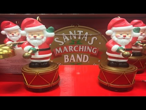 Santa's Marching Band Mr. Christmas Ornaments Decorations Ideas at BJ's  Wholesale Club Store - Santa's Marching Band Mr. Christmas Ornaments Decorations Ideas At