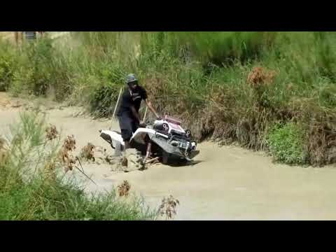 HONDA RUBICON ON PIONEER PORTALS - Darrin Futrell - Video
