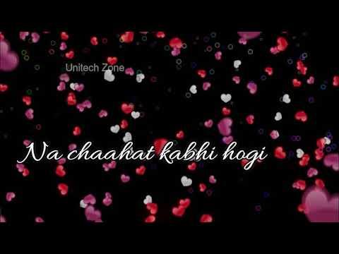 💖  Aisa Kyu Hota Hai Bar Bar 💖 Love Song Lyrics 💜 Whatsapp Status Video 💖