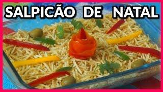 ESPECIAL DE NATAL – (SALPICÃO DE NATAL)