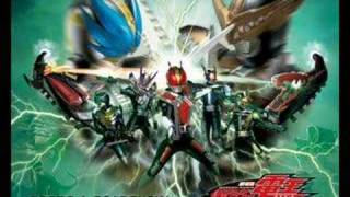 Kamen Rider Den-O: Ore, Tanjou! Movie Theme Song... 3njoy! ;) GET I...