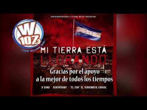 ENTREVISTA EN W107 TEGUCIGALPA HONDURAS