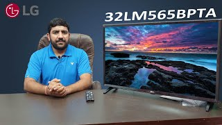 LG 32LM565BPTA 32 inch LED HD-Ready TV 2020 Model Budget Smart LED Tv Unboxing amp Review Hindi