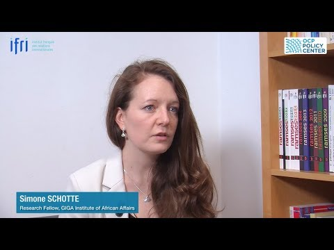 African Middle Classes Beyond the Buzz - An interview with Simone Schotte