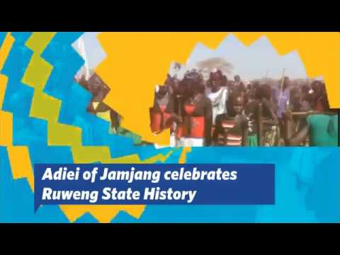 Ruweng State, South Sudan 2016 Historical Review!