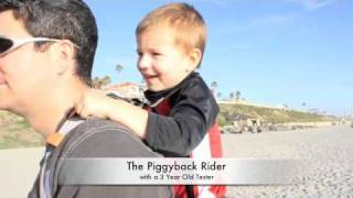 Video Review of The Piggyback Rider