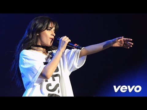 (HD) Man in the Mirror - Full Camila Cabello Cover at Zedd's ACLU Welcome Concert (4/3/2017)