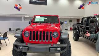 2020 Jeep Wrangler Unlimited Rubicon, For Sale at Oxmoor Chrysler in Louisville, KY