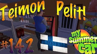 My Summer Car #142 | TEIMON PELIT!