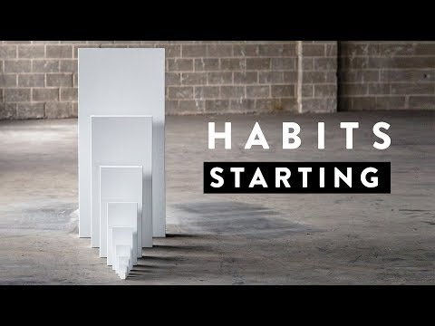 "How to form a habit - Habits Part 2 - ""Starting"" with Pastor Craig Groeschel"