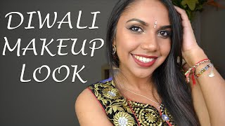 I absolutely love doing Indian makeup looks so I hope you enjoy thi...