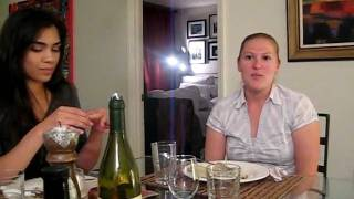 Dinner Wars: Spinach Mushroom And Feta Stuffed Baked Potato