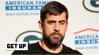 Aaron Rodgers' Hall of Fame speech would be painful if his career ends this way - Foxworth | Get Up