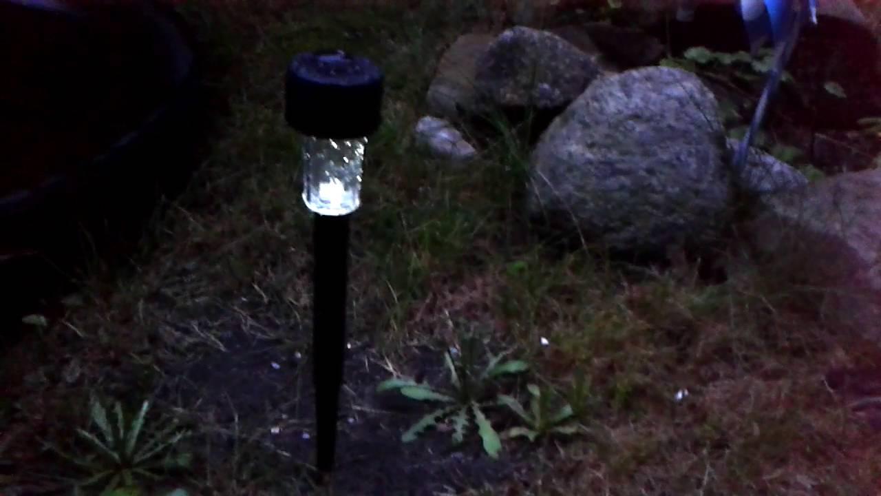 Małe Lampy Solarne 299 Zł Sztuka