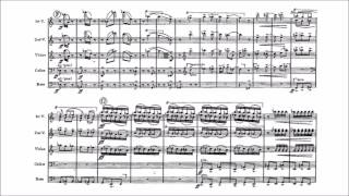 Bernard Herrmann - Sinfonietta for string orchestra (audio + sheet music)