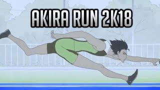 The Naruto Run Has Been Replaced By Akira Run 2K18