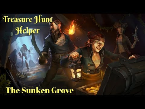 Sea of Thieves: Sunken Grove: Lowest Point Campfire in a Cave