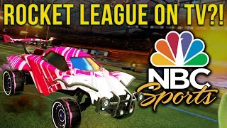 Is Rocket League on TV a BAD THING?? NBC's Tournament vs RLCS