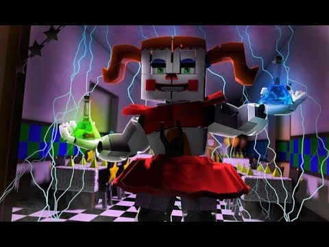 Circus Baby's Crazy Experiment - (Minecraft FNAF Roleplay)