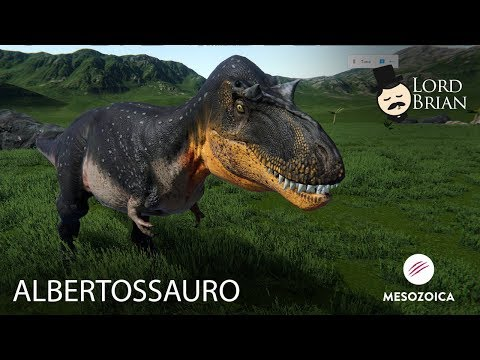 Mesozoica   Carnotauro + Albertossauro
