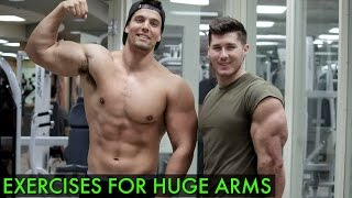 TOP 6 FAVORITE EXERCISES FOR BIGGER ARMS